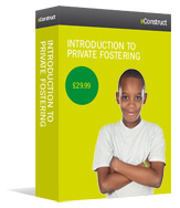 eConstruct eLearning Courses - Private Fostering